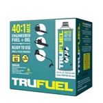 6 Pack - TruFuel 2-Cycle 40:1 Pre-Blended Fuel for Outdoor Power Equipment - 32 oz