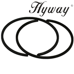 Husqvarna 359, 455 piston ring 47mm