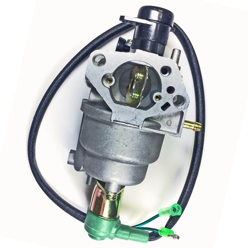 honda gx hp generator carburetor  solenoid