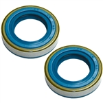 Husqvarna oil seals set fits 61 66 266 268 272 K750