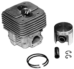 Stihl TS350, 08 cylinder and piston assembly