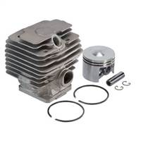 Stihl 028, AV, Super chainsaw cylinder piston assembly 46mm