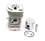 Husqvarna 36 41 136 137 141 142 cylinder and piston assembly