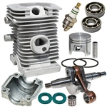 Stihl 018, MS180 short-block rebuild kit