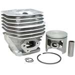 Husqvarna 262 262XP cylinder and piston assembly 48mm