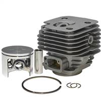 Husqvarna 268 cylinder and piston assembly