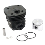 Husqvarna 340 345 346 350 353 big bore cylinder and piston assembly