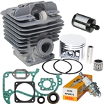 Hyway Stihl 034, 036, MS360 Nikasil plated cylinder kit 48mm Rebuild Kit