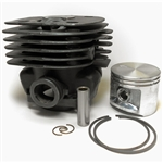 Husqvarna 362 365 371 372 cylinder and piston assembly