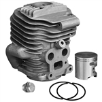 Husqvarna / Partner K750 cylinder and piston assembly