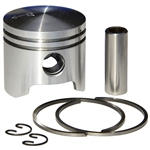 Stihl BG45, BG46, FS38, FS45, FS55, HS45, HS81 piston assembly