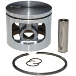 Husqvarna 266 piston and rings assembly 50mm