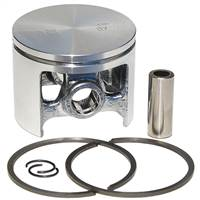 Husqvarna 268 & 268K piston and rings assembly 50mm