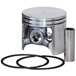 Husqvarna 395 piston and rings assembly 56mm
