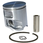 Husqvarna 555, 560, 562 piston and rings kit 46mm
