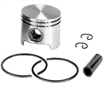 Partner K650 K700 piston and rings assembly