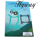 Hyway Stihl MS261 gasket set with oil seals