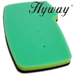 Hyway Partner K650, K700 pre air filter