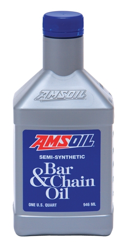 amsoil semi synthetic bar  chain oil  gallon