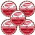 "Cross Performance 14"" Premium Turbo Super Fast Diamond Saw Blade - 5 Pack"