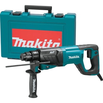 "Makita 1"" AVT® Rotary Hammer, SDS‑PLUS, D‑Handle"
