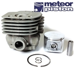 Meteor Husqvarna 362 365 371 372 cylinder and piston assembly