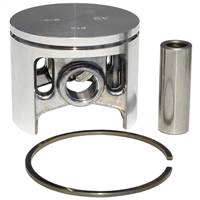 Meteor Husqvarna 272 piston and rings assembly 52mm