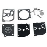 Zama carburetor rebuild kit RB-39 fits McCulloch Eager Beaver 2010, 2014, 2016, 2116, 2118, 2316,...