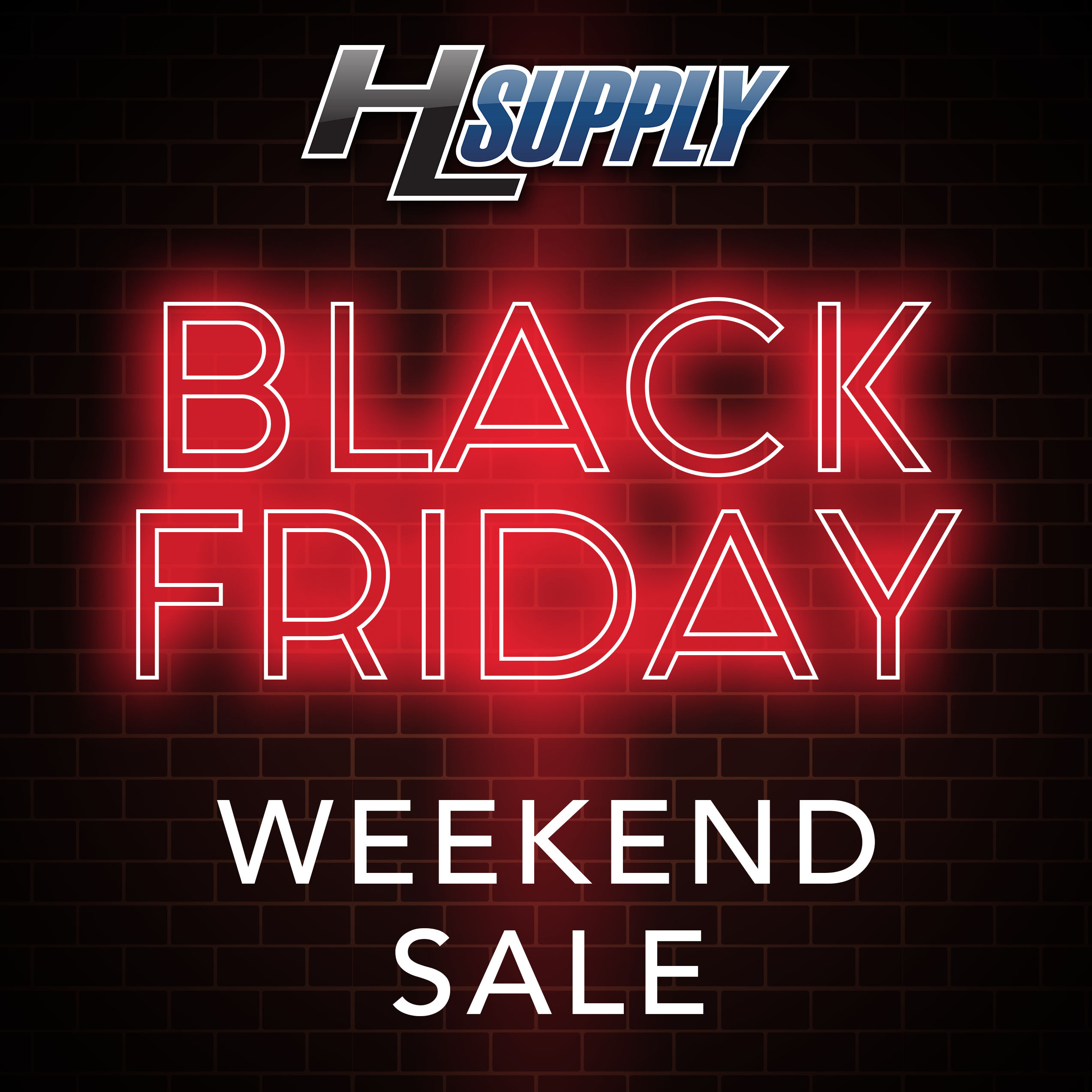 HLSupply Black Friday Sale