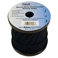 TrueBlue 100' Starter Rope #4 Solid Braid