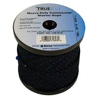 TrueBlue 100' Starter Rope #4 1/2 Solid Braid