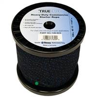 TrueBlue 100' Starter Rope #5 1/2 Solid Braid