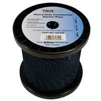 TrueBlue 200' Starter Rope #3 1/2 Solid Braid