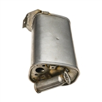 OEM Honda EU3000IS Muffler
