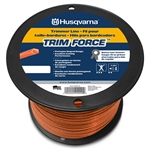 "Husqvarna Trim Force Trimmer Line .130"" x 76'"