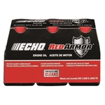 Echo Red Armor High performance 2-stroke engine oil, 5.2 oz (6-Pack)