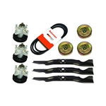 "Deck Rebuild Kit fits MTD 50"" Cub Cadet RZT Mowers"