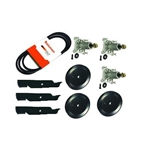 "Deck Rebuild Kit fits Husqvarna 54"" Riding Mowers YTH26K54, YTH24V54, YTH2754T, YTH2454"