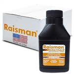 Raisman 2 Stroke Full Synthetic Oil, No-smoke, 1 Case (48 x 100 ml)