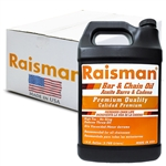 Raisman Premium Bar & Chain Oil SAE 30, 1 Case (6 x 1 gallon)