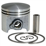 Stihl TS360, 08 piston and rings assembly 49mm