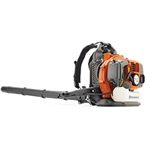 Husqvarna 350BF 50cc Frame Throttle Backpack Blower, 494 Cfm/180 Mph, 22.5 Lbs.