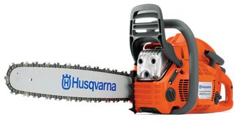 "Husqvarna 455 Rancher Chainsaw 20"" Bar, 3/8"" Pitch"