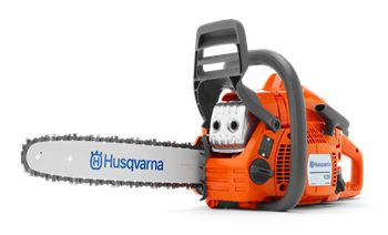 "HUSQVARNA 135 Chainsaw 14"" Bar, 3/8"" Pitch"