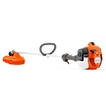 Husqvarna 322L 22.5cc Semi Professional Trimmer, Flex Drive Shaft,  1.0Hp, 9.3 Lbs.