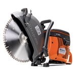 "Husqvarna K760 14"" Power Cutter, 73.5Cc, 5Hp, 5"" Cutting Depth, 21.6 Lbs."
