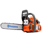 "Husqvarna 445E Ii 16"", .325 Pitch, .050 Ga. 45.7Cc Chainsaw, Single Pre-Pack"