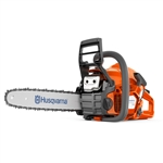 "Husqvarna 130 Chainsaw 16"" Bar, 3/8"" Pitch"