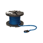 "AmSteel Blue - Spooled Hank AMSTEEL BLUE 5/16"" X 150' WINCH LINE"