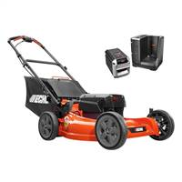 Echo CLM-58V Cordless Mower with Battery and Charger
